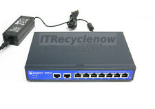 Juniper Networks SSG 5 VPN Firewall Security 7 port SSG-5-SB w/ AC adapter