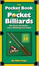 The Pocket Book of  Pocket Billiards: The Rack, The Rules―And A Working Pool Tab