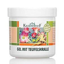 Krauterhof gel artiglio del diavolo EUCALIPTO MENTOLO & Canfora degeneratives cronica