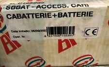 BFT DIEMOS BATTERY BACK UP