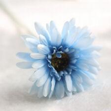 55cm Artificial Silk Gerbera Daisy Flower Wedding Party Decor Sunflower 12 Color