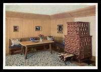 1930s Germany 3rd Reich RPPC Postcard German Hitler Alpine Home Berghof Bavaria
