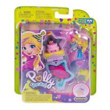 Polly Pocket Gfm53 Piccolo Tasca luoghi Compleanno Compatto Bambola