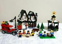 LEGO Creator Winter Village Post Office 10222 In 2011 Used Retired