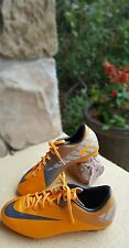 size 5 youth yellow Nike mercurial soccer cleats