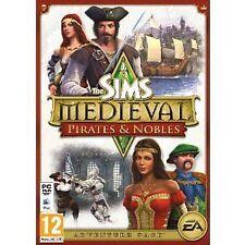 PC & Mac juego los Sims la edad media piratas & y noble gente (add-on) ampliación