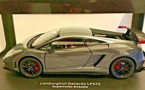 Lamborghini Gallardo Super trofeo Stradale Autoart 1 18