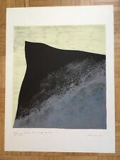 Giuseppe SANTOMASO litografia 1972 Erker stampa ESEMPLARE P.A. firmato 70x52cm