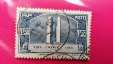 Timbres de France oblitéré N°317 - Très bon état - cote 10€