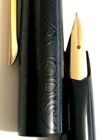 PLATINUM 1970s  fountain pen  <F>  unused NEW  from JAPAN
