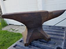 Peter Wright Anvil - Solid Wrought - 150 Pounds
