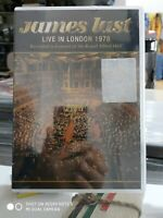 JAMES LAST 'LIVE IN LONDON' 1978 DVD NUOVO
