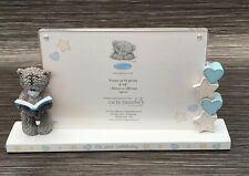 Me To You Tatty Teddy Luxury Christening Giftwrap x 2 Sheets /& 2 Tags # D0300