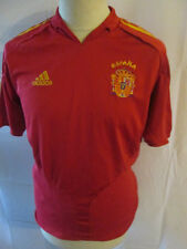 España 2004-2006 Home Football Shirt Tamaño Mediano / 34262