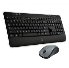 Logitech MK520 Advanced Wireless Combo Keyboard & Mouse UK New