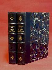 EN MARGE DES VIEUX LIVRES - CONTES - Jules LEMAITRE - 2 volumes