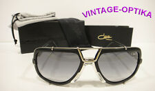 CAZAL 656/3 SUNGLASSES 656 LEGEND MATT BLACK SILVER (COL-11) AUTHENTIC NEW