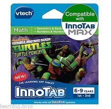 Vtech InnoTAB 2 3S MAX Game - Teenage Mutant Ninja Turtles - Learning Software
