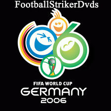 2006 World Cup Argentina vs Serbia and Montenegro DVD