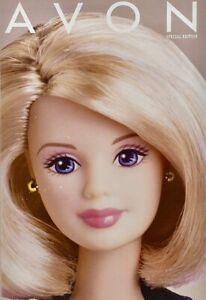 Barbie Avon Representative Special Edition Doll NRFP