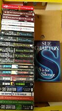 Lot of Any 5 Sue Grafton-Kinsey Millhone series P/B--Read Description