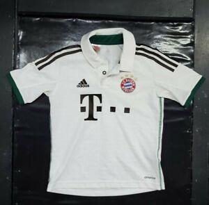 Jersey Maglia Shirt Bayern Munich Munchen 2013 2014 13/14 Children 10 Years