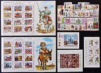 ESPAÑA - AÑO 1998 COMPLETO - NUEVOS SIN FIJASELLOS - MNH