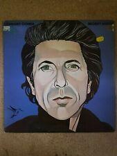 Disco LP.Leonard Cohen.Recent Songs 1979
