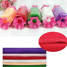 New Creative Candy Hand Towel Baby Kids Washcloth Wedding Party Favor Xmas Gift