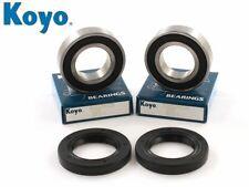 Aprilia RSVR 1000 2004 - 2005 Genuine Koyo Front Wheel Bearing & Seal Kit