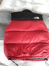 The North Face 700 Down Gilet, Body Warmer, Vest, Men Size large