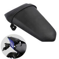 Black Rear Pillion Passenger Tandem Seat Fit For Yamaha YZFR1 15-20 YZF R6 17-20