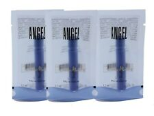 Lot Of 3 Angel By Thierry Mugler 0.04oz./1.2ml Edp 3X Mini Spray For Women  New