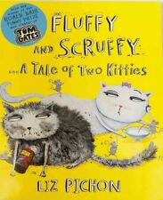 Fluffy and Scruffy A Tale of Two Kitties Prize Winner PLUS RED NED  Free AU Post