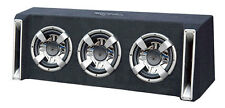 New VCHB310 Vector 3000 Watts Triple 10'' Slim Designed Bass Box Enclosure Sub