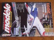 $$$ Revue modele magazine N°594 Plan encarte F6F HellcatExtrem 90 ZNUltramat
