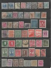 Austria Early Stamp Collection - 130 Different Stamps (Lot Austria 3)