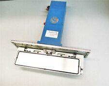 High Vacuum Apparatus Mfg. 22211-0209 Pneumatic Slit Valve Gate