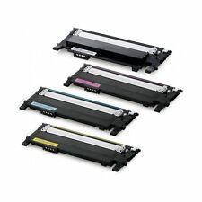 Kit 4 toner compatibili SAMSUNG Xpress C430 C480 C430W C480FN C480FW a colori