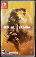 New Sealed Mortal Kombat 11 (Nintendo Switch, 2019)