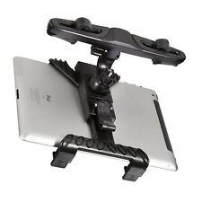 In Car Tablet Holder Universal Mount Headrest Seat iPad Mini Air Pro Samsung Tab