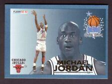 Michael Jordan 1992-93 Fleer All Star #6