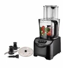 Oster Total Prep 10 Cup Food Processor With Dough Blade Fpstfp 1355 Np
