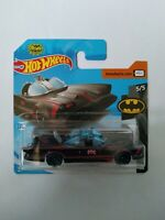 Hot Wheels 2020. TV Series Batmobile. New Collectable Toy Model Car. Short Card