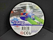 Micro Wheels Car Wash - Stores 8 Vehicles - Includes 1 Exclusive Vehicle