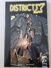 DISTRICT X Vol 2 UNDERGROUND TPB COLLECTION X-MEN BISHOP 2005 BRAND NEW UNREAD