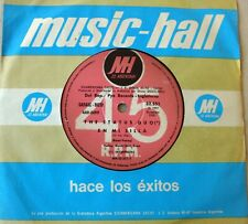 "STATUS QUO 45 In My Chair SOUTHAMERICA 7"" Ed. 1977 Spanish Titles"