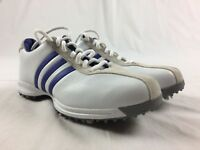 NEW adidas Driver Isabelle 2 - White/Blue Golf Shoes (Women's Multiple Sizes)