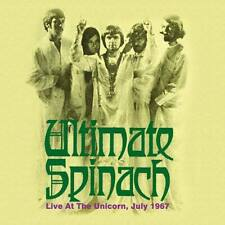 ULTIMATE SPINACH LIVE AT THE UNICORN JULY 1967 BOSTON LP THE BOSSTOWN SOUND