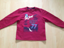 s.Oliver Pullover 128/134 Sweatshirt rot 77